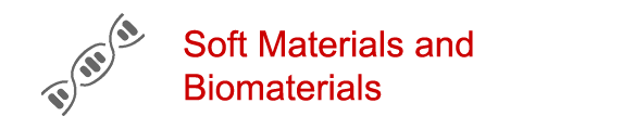 soft materials and biomaterials icon